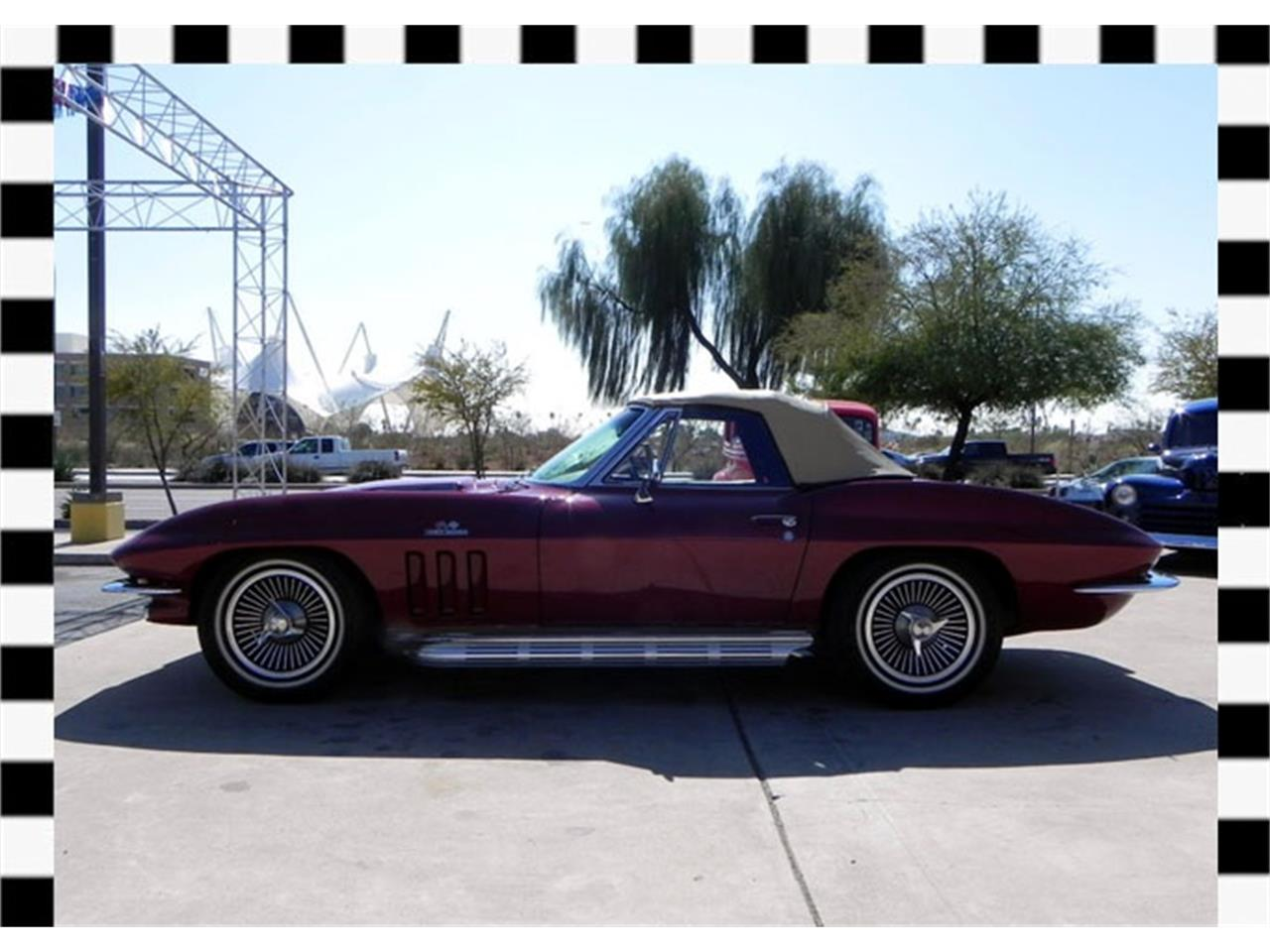 Large Picture of '66 Corvette located in Calgary Alberta Offered by a Private Seller - FLDD
