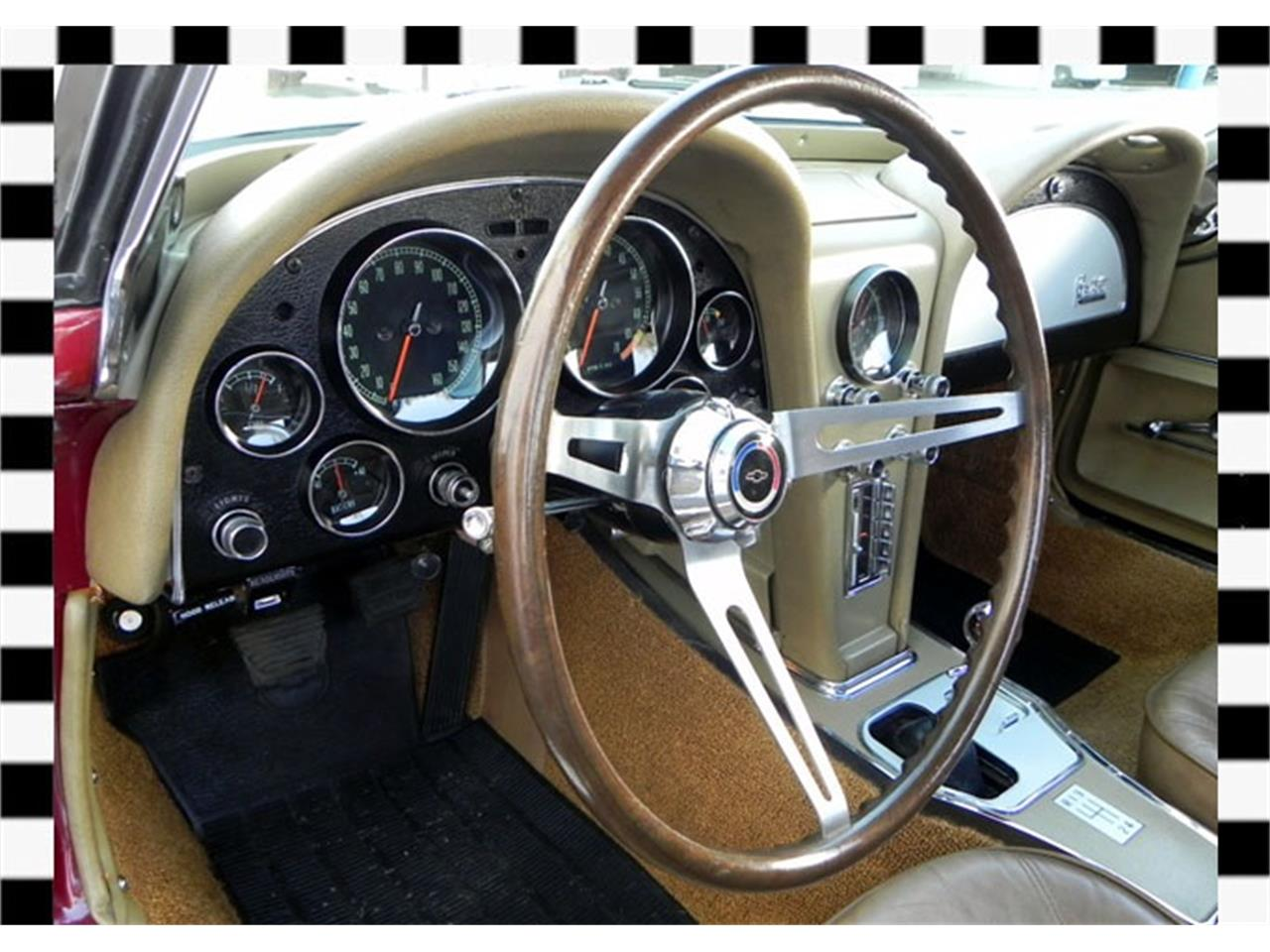 Large Picture of Classic 1966 Chevrolet Corvette located in Calgary Alberta - $99,900.00 - FLDD