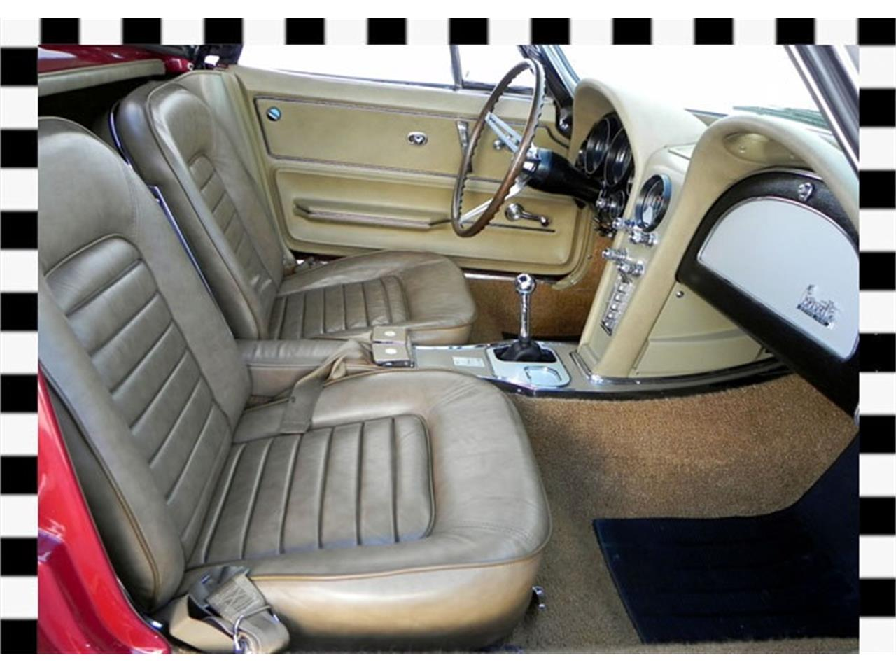 Large Picture of 1966 Chevrolet Corvette located in Calgary Alberta - FLDD