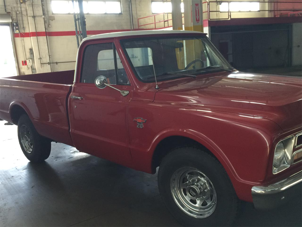Large Picture of '67 Pickup - FLDJ