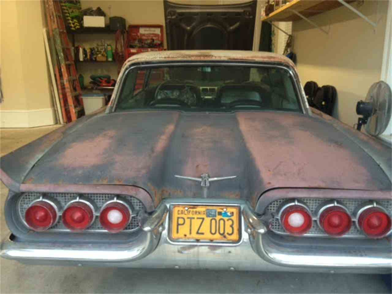 Large Picture of '60 Thunderbird - FLFM
