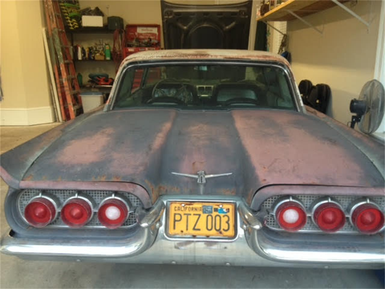 Large Picture of 1960 Ford Thunderbird located in New Orleans Louisiana - FLFM