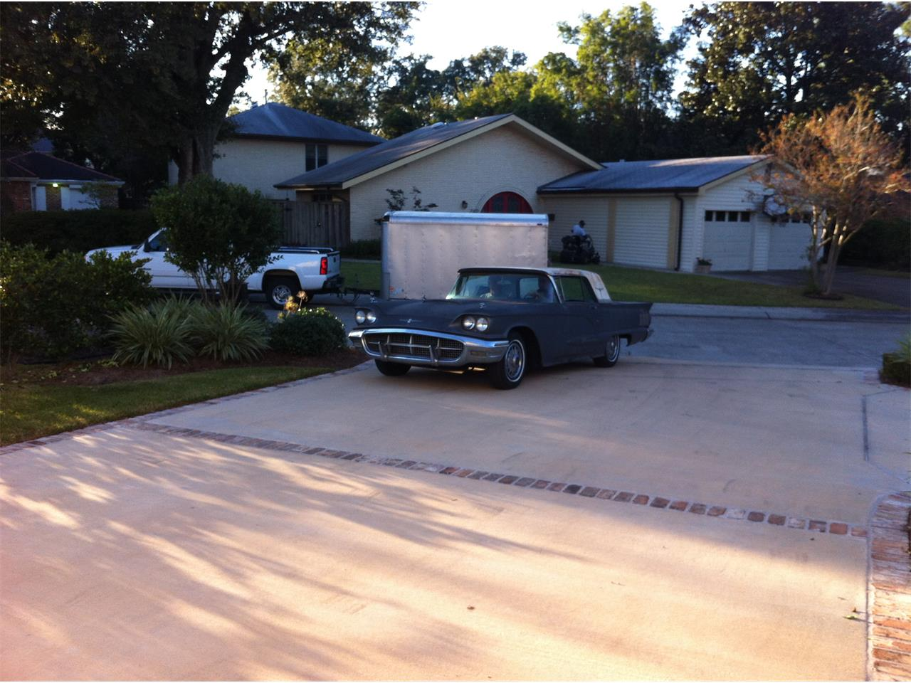 Large Picture of Classic '60 Ford Thunderbird located in New Orleans Louisiana Offered by a Private Seller - FLFM