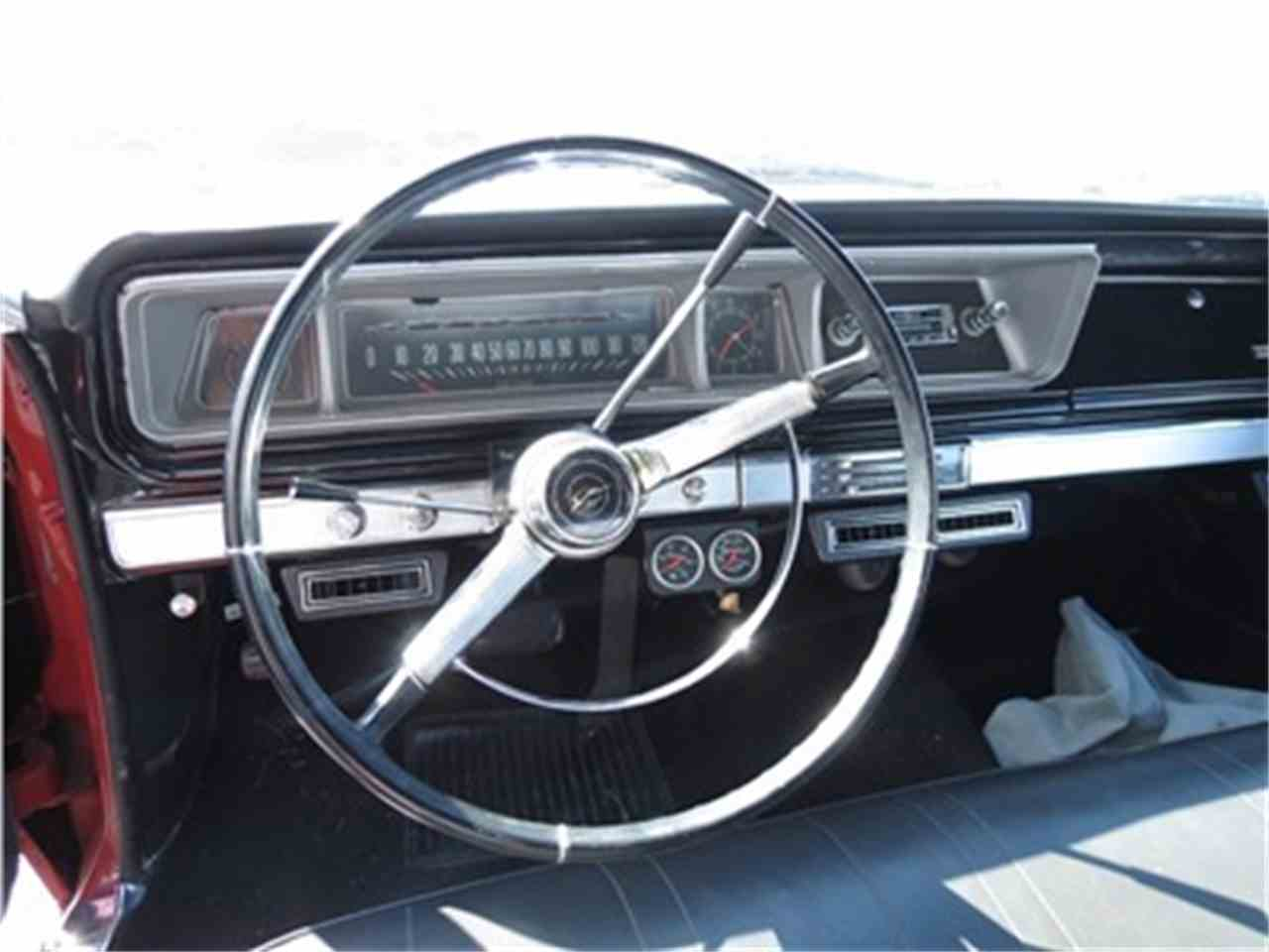 Large Picture of '66 Impala - FLJ5