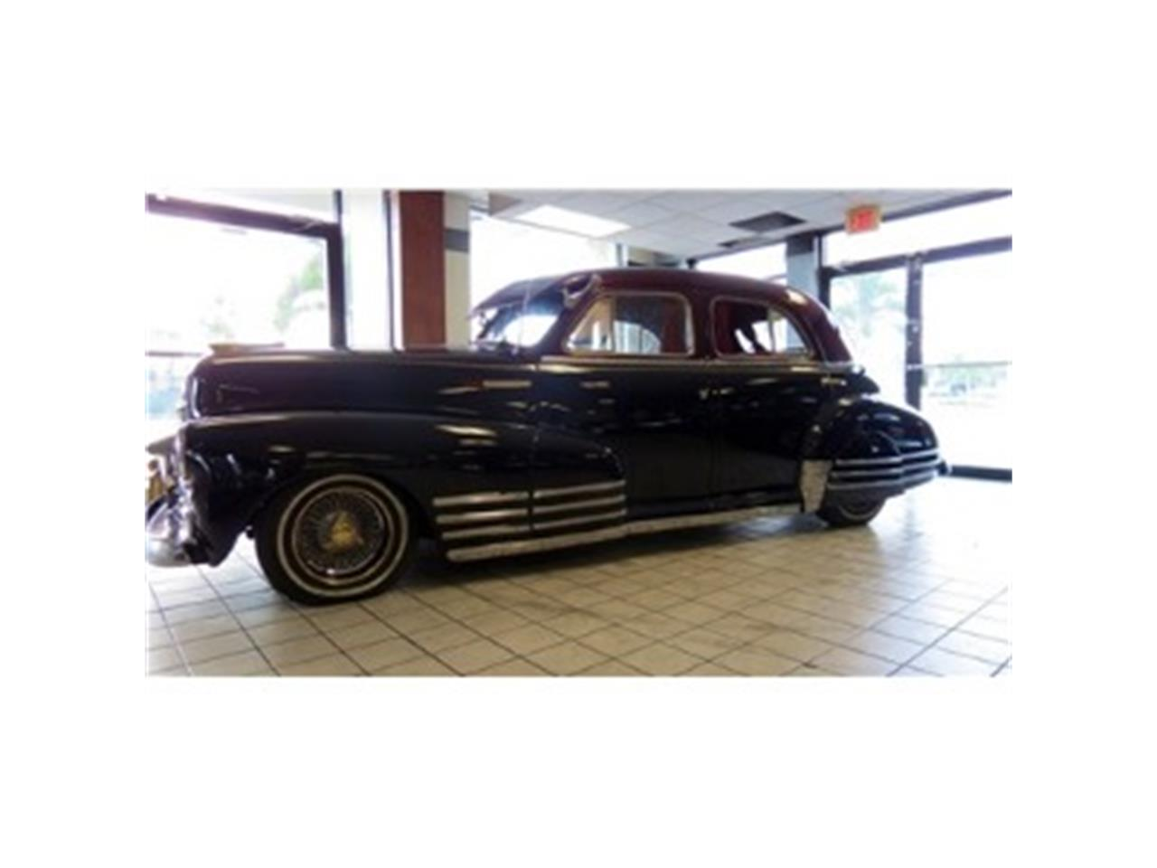 Large Picture of 1948 Chevrolet 4-Dr Sedan located in Miami Florida - $26,500.00 Offered by Sobe Classics - FLJA
