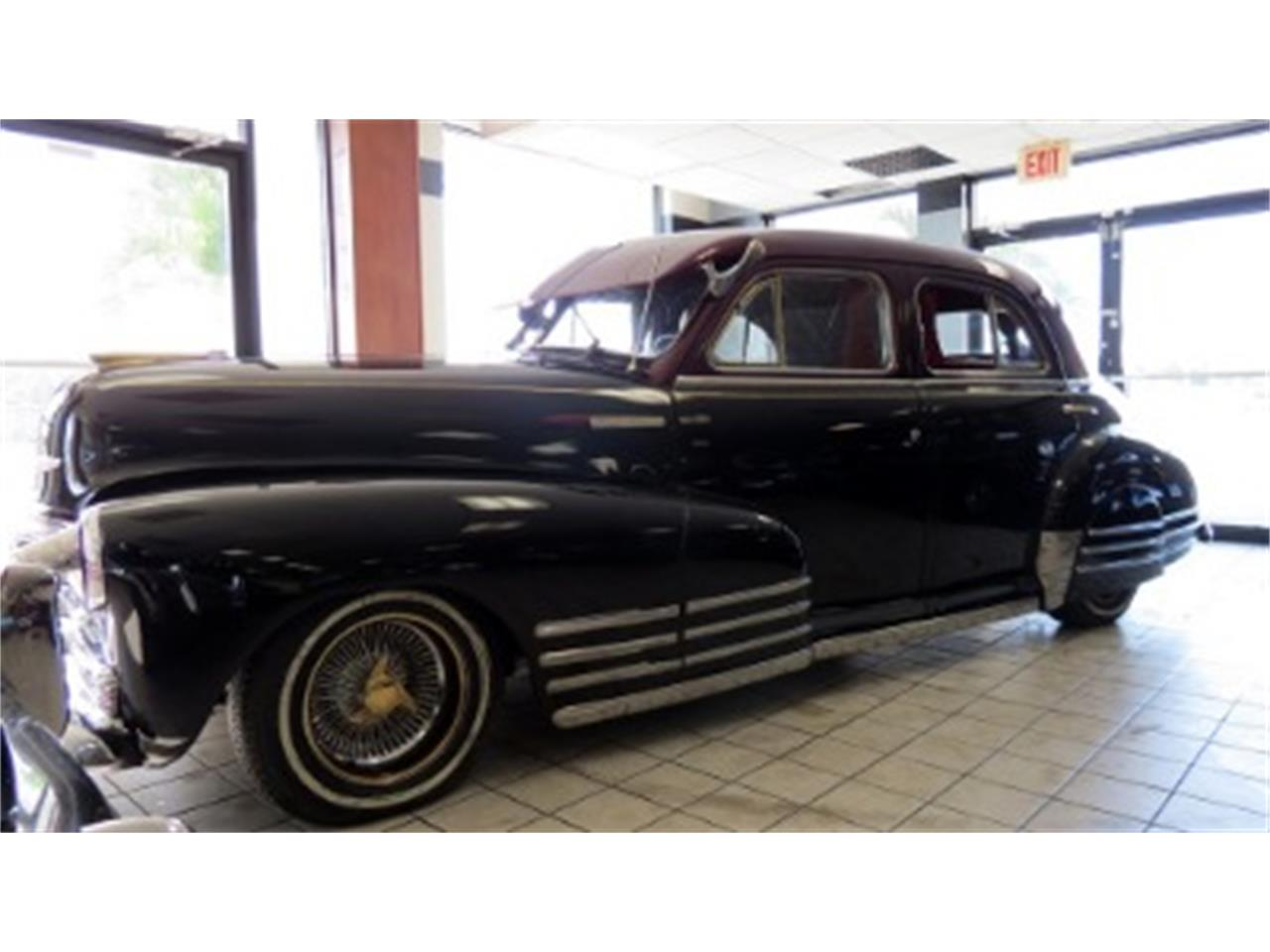 Large Picture of '48 Chevrolet 4-Dr Sedan - $26,500.00 Offered by Sobe Classics - FLJA