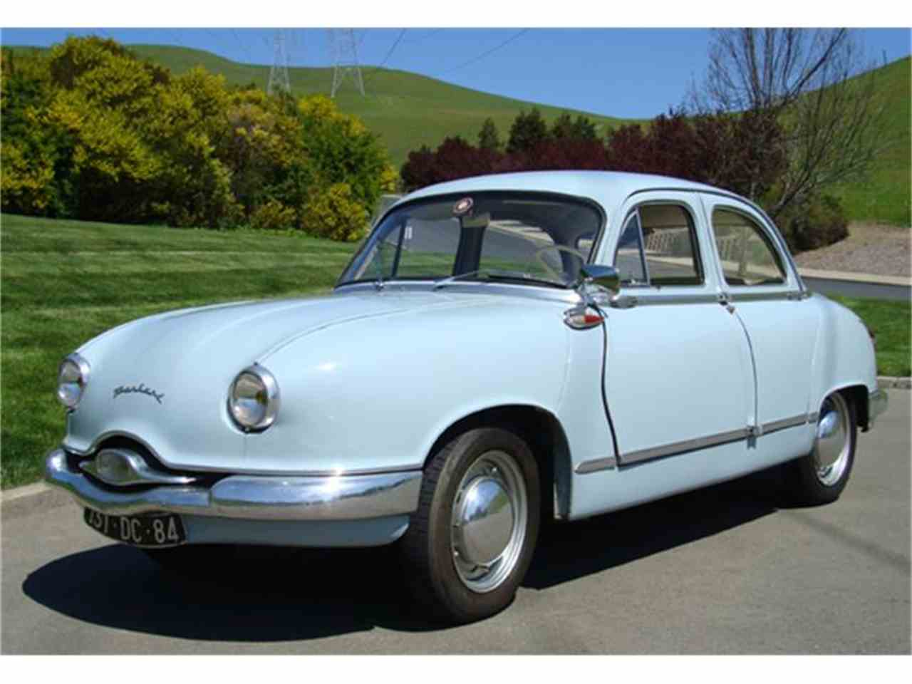 Large Picture of Classic 1957 Panhard Dyna Z located in Nevada - FLKO
