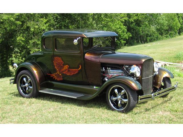 1929 Ford 5-Window Coupe
