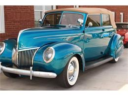 Picture of '39 Ford Deluxe located in Lenoir City Tennessee - $69,995.00 - FM0F