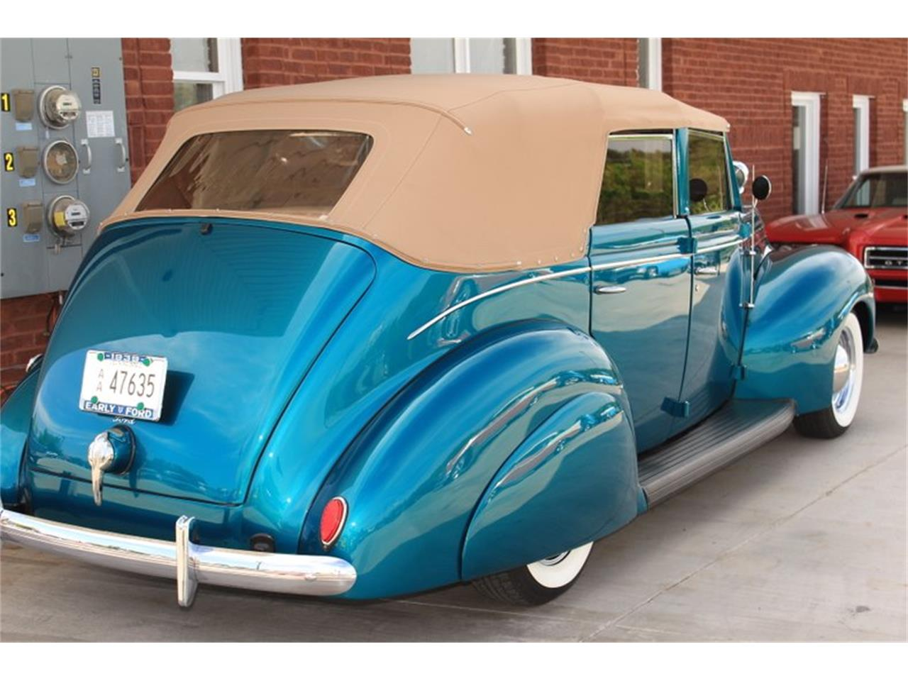 Large Picture of '39 Ford Deluxe Offered by Smoky Mountain Traders - FM0F