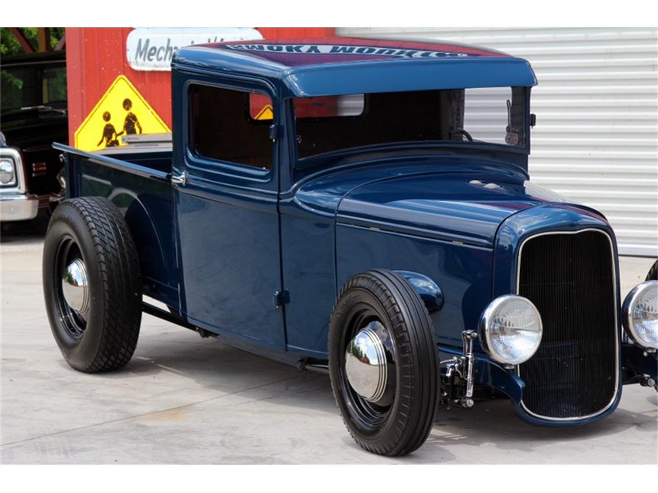 Large Picture of Classic '34 Pickup located in Lenoir City Tennessee Offered by Smoky Mountain Traders - FM0X