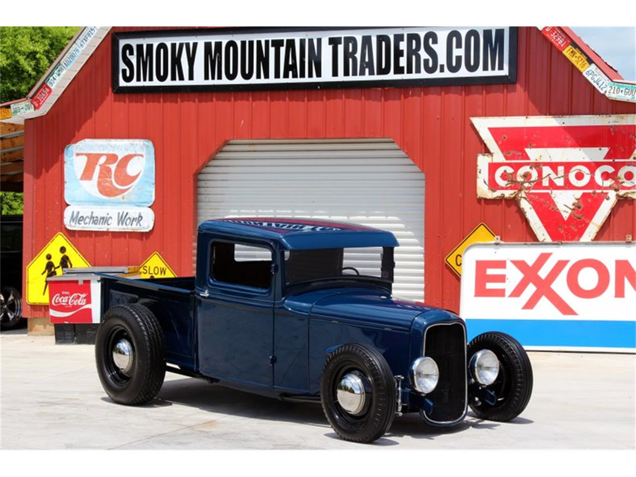 Large Picture of Classic 1934 Ford Pickup located in Lenoir City Tennessee - $55,995.00 - FM0X