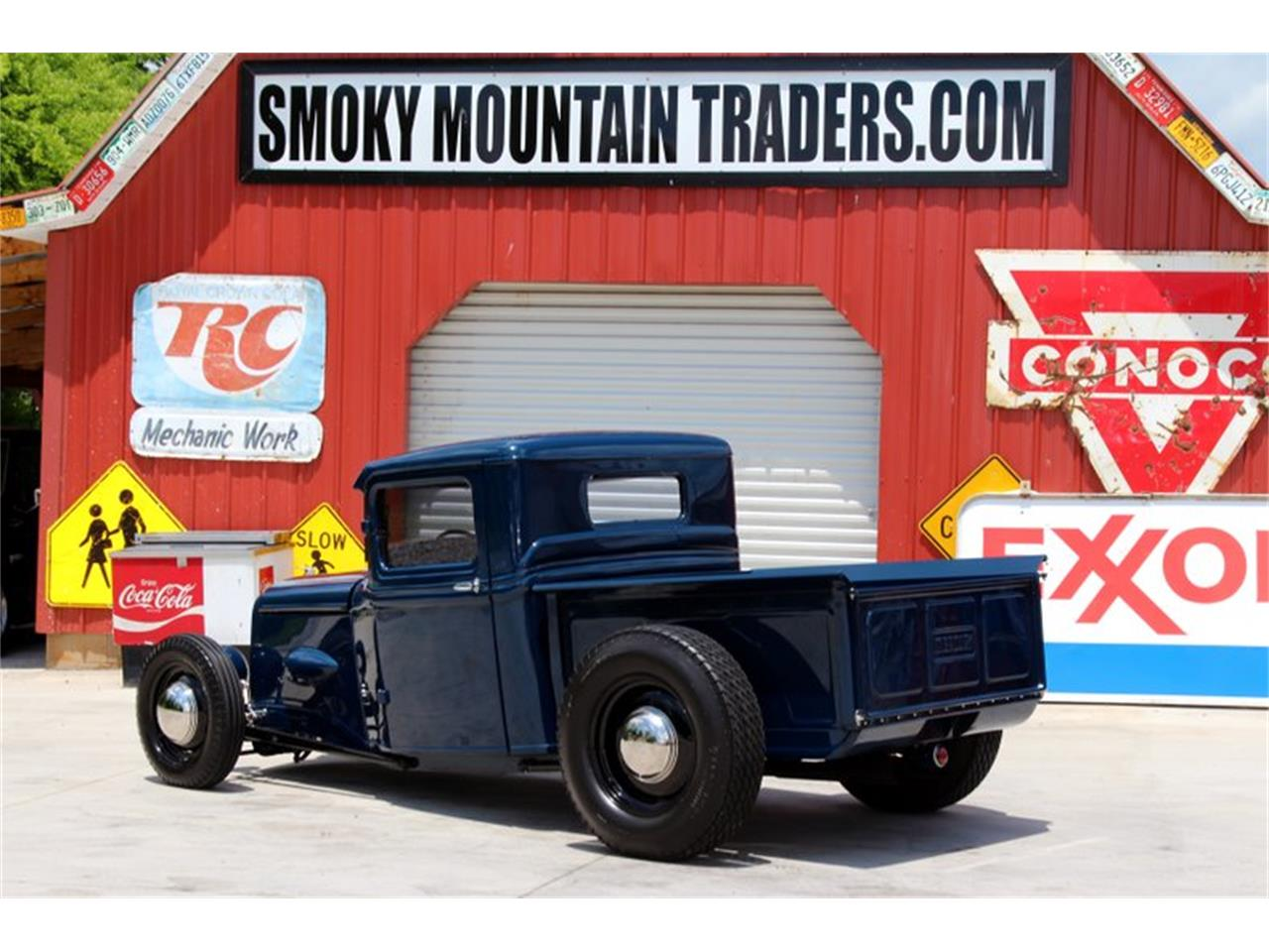 Large Picture of '34 Pickup Offered by Smoky Mountain Traders - FM0X