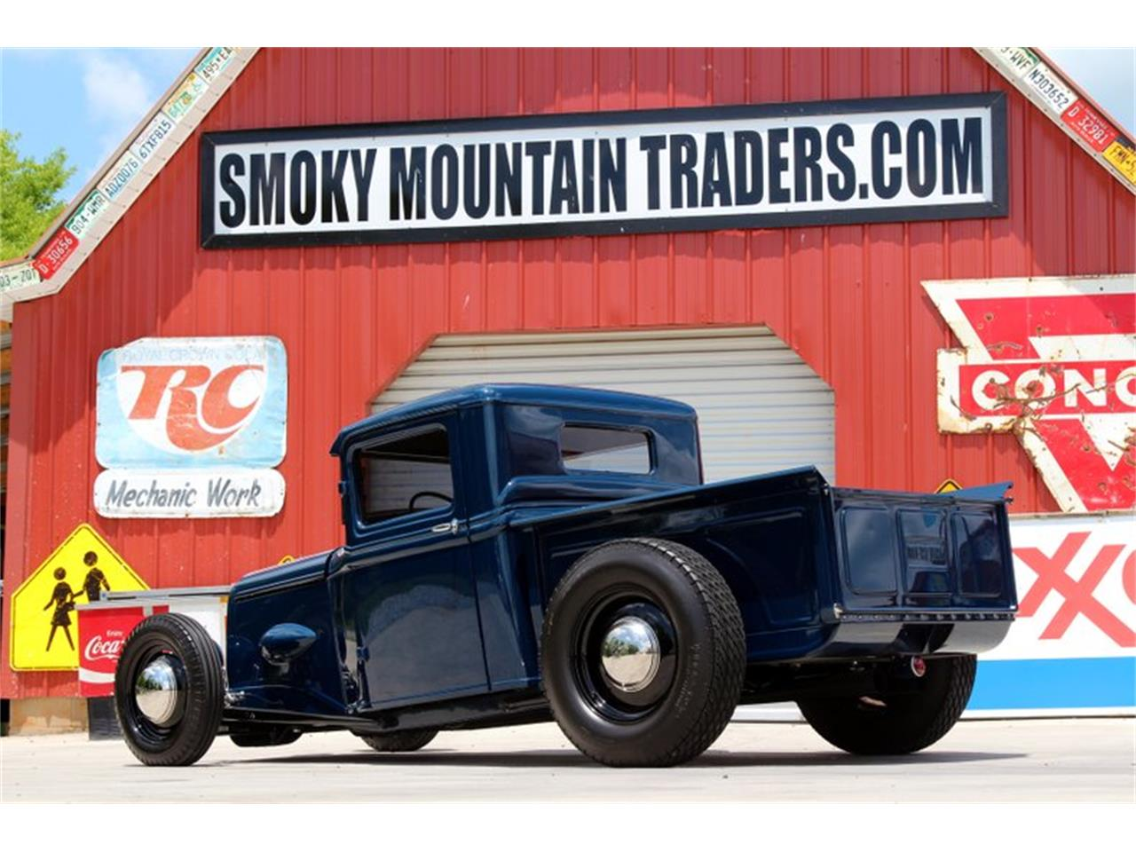 Large Picture of '34 Ford Pickup Offered by Smoky Mountain Traders - FM0X