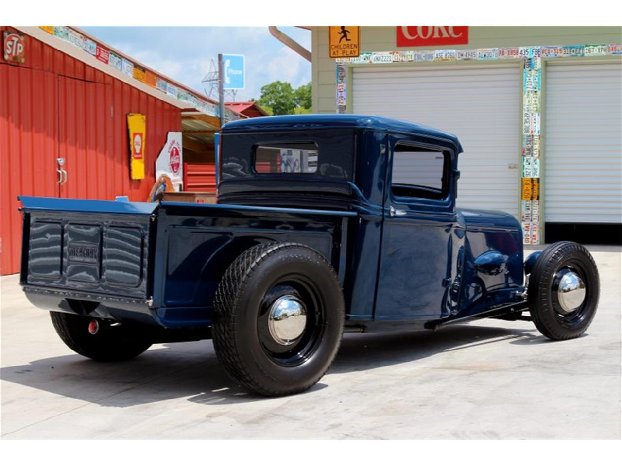 Large Picture of '34 Ford Pickup located in Tennessee - $55,995.00 Offered by Smoky Mountain Traders - FM0X