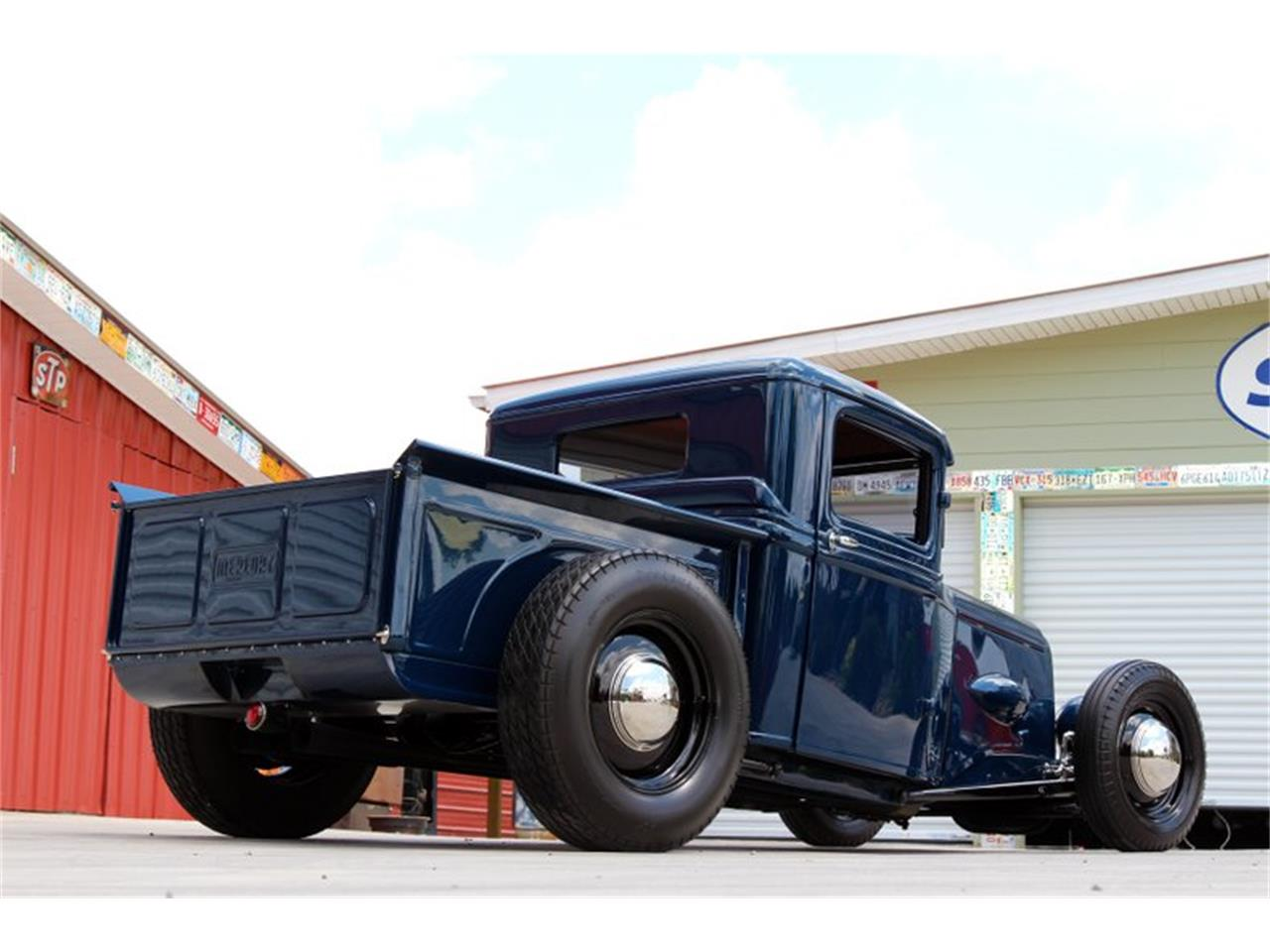 Large Picture of Classic 1934 Pickup located in Lenoir City Tennessee Offered by Smoky Mountain Traders - FM0X