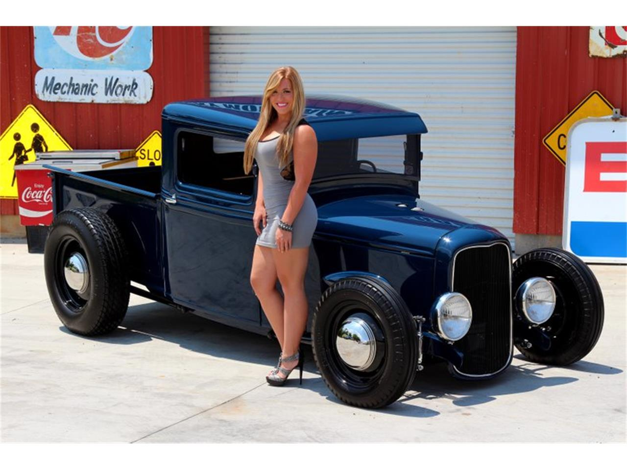 Large Picture of '34 Ford Pickup - $55,995.00 Offered by Smoky Mountain Traders - FM0X