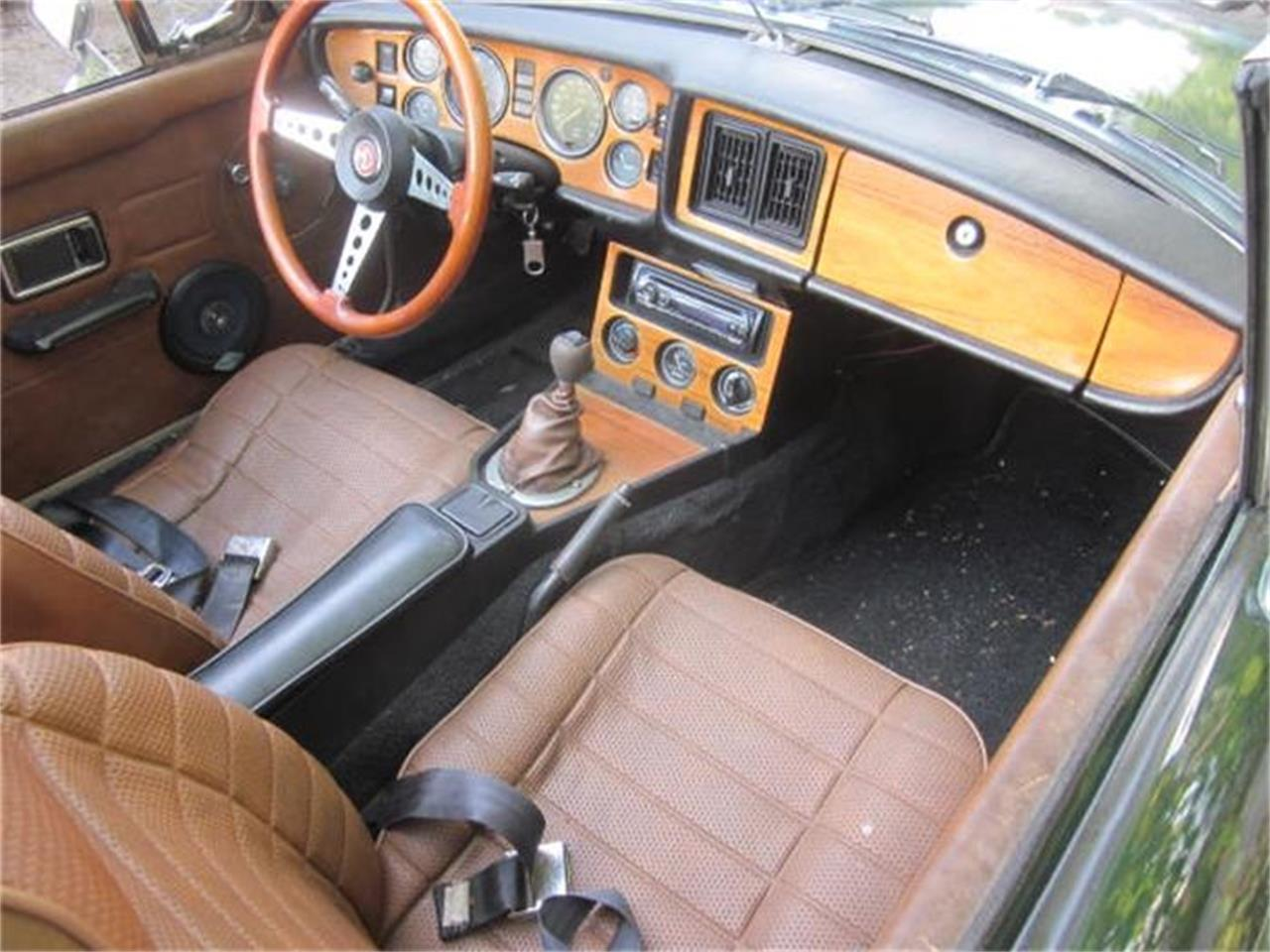 Large Picture of '79 MGB located in Stratford Connecticut Offered by The New England Classic Car Co. - FM15