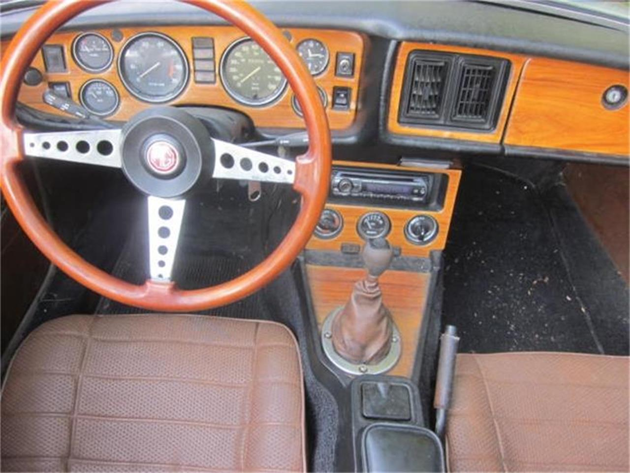 Large Picture of 1979 MGB located in Stratford Connecticut - $17,900.00 Offered by The New England Classic Car Co. - FM15