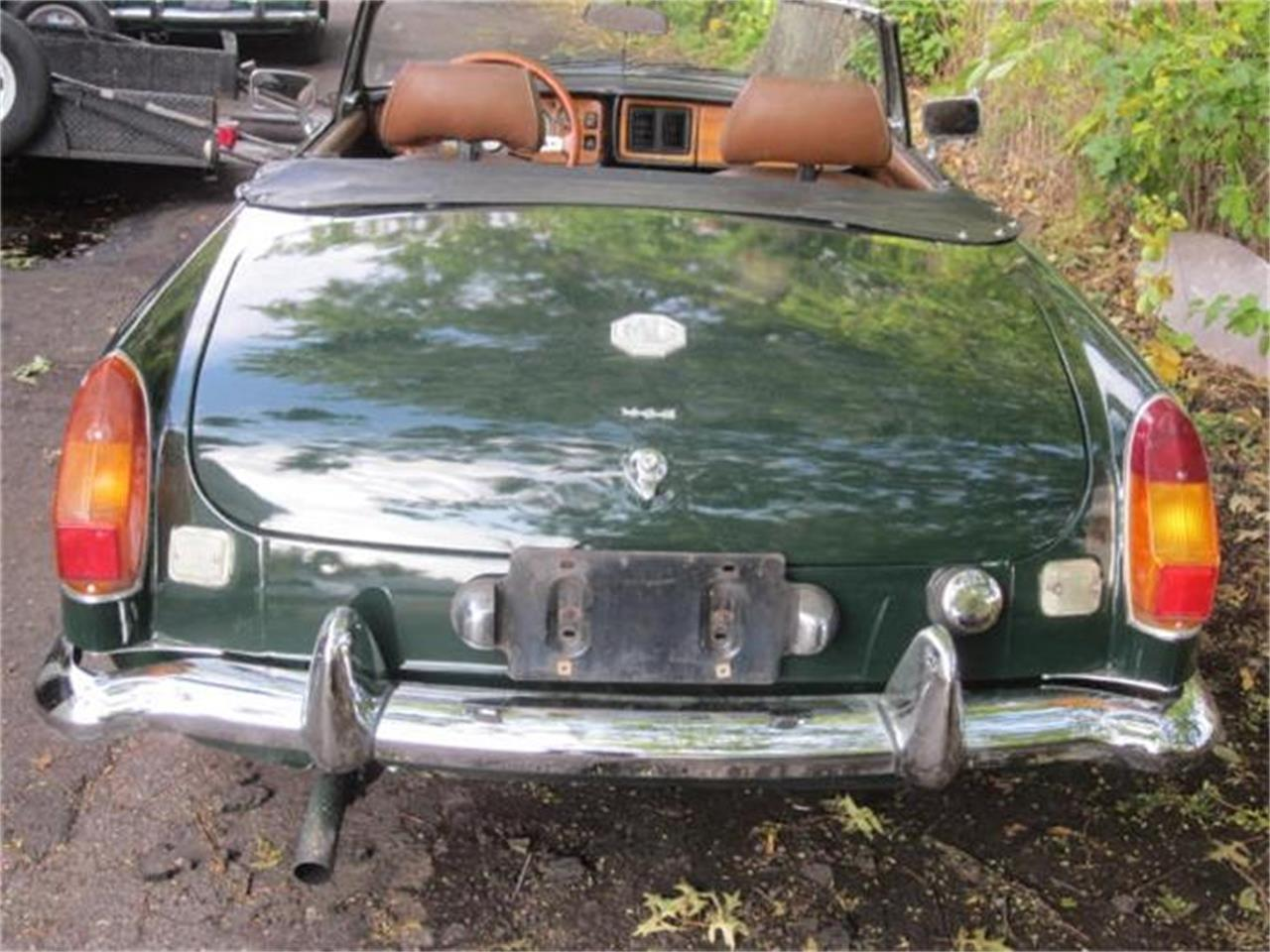 Large Picture of '79 MG MGB - $17,900.00 Offered by The New England Classic Car Co. - FM15