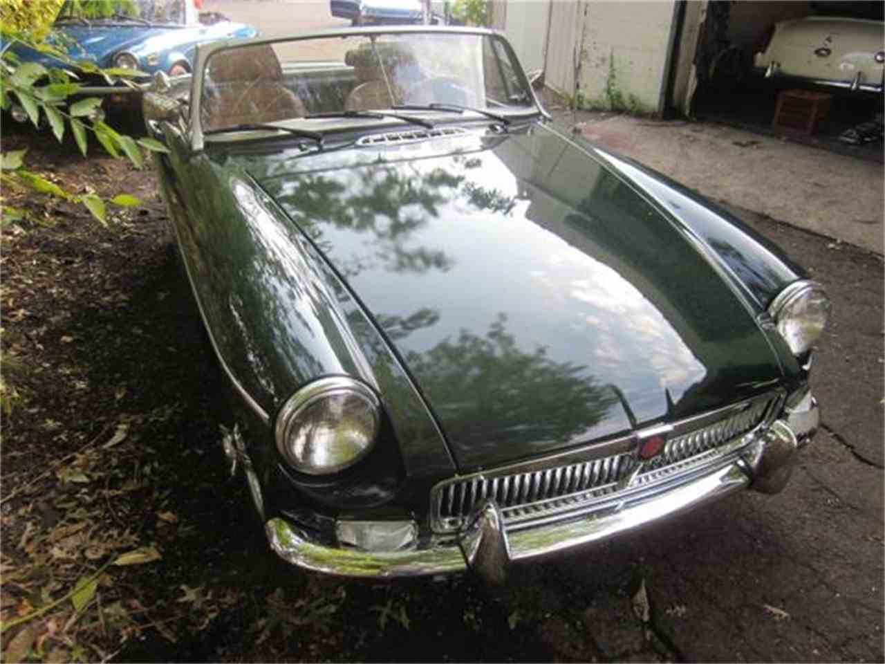 Large Picture of '79 MGB - FM15