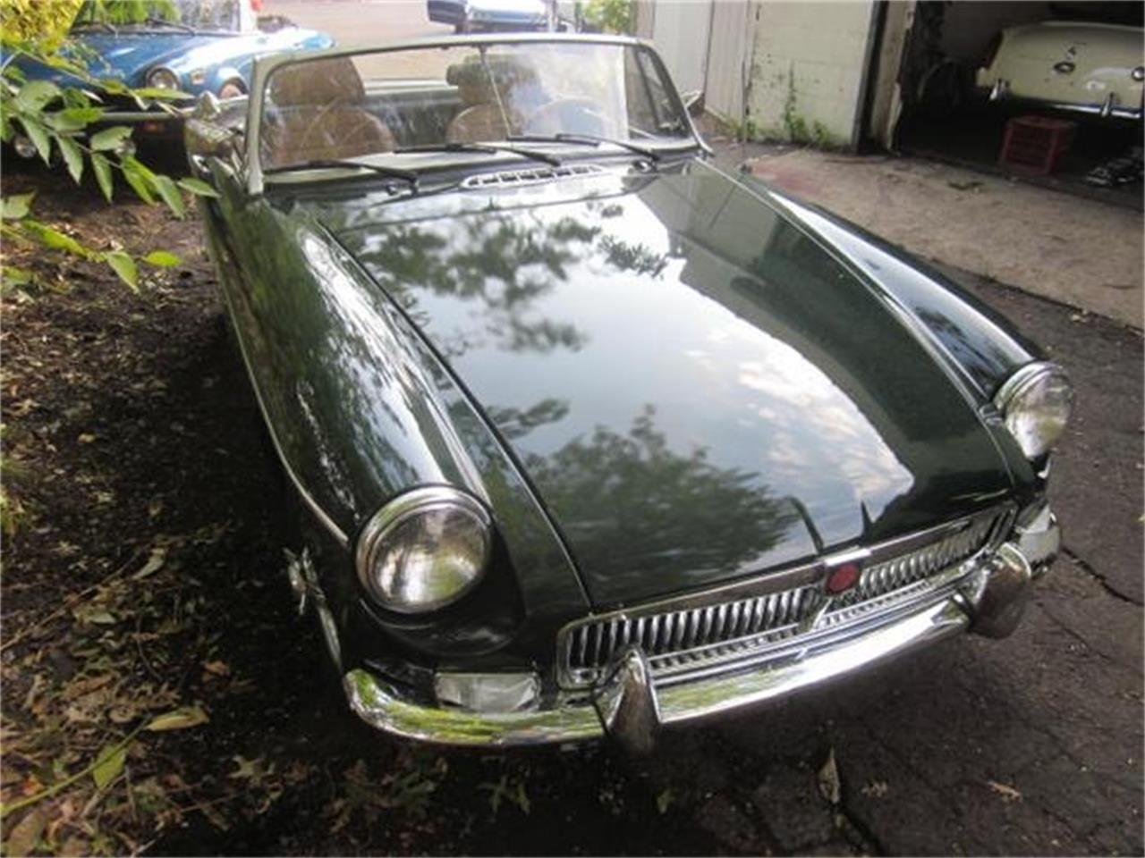 Large Picture of 1979 MG MGB located in Stratford Connecticut - $17,900.00 Offered by The New England Classic Car Co. - FM15
