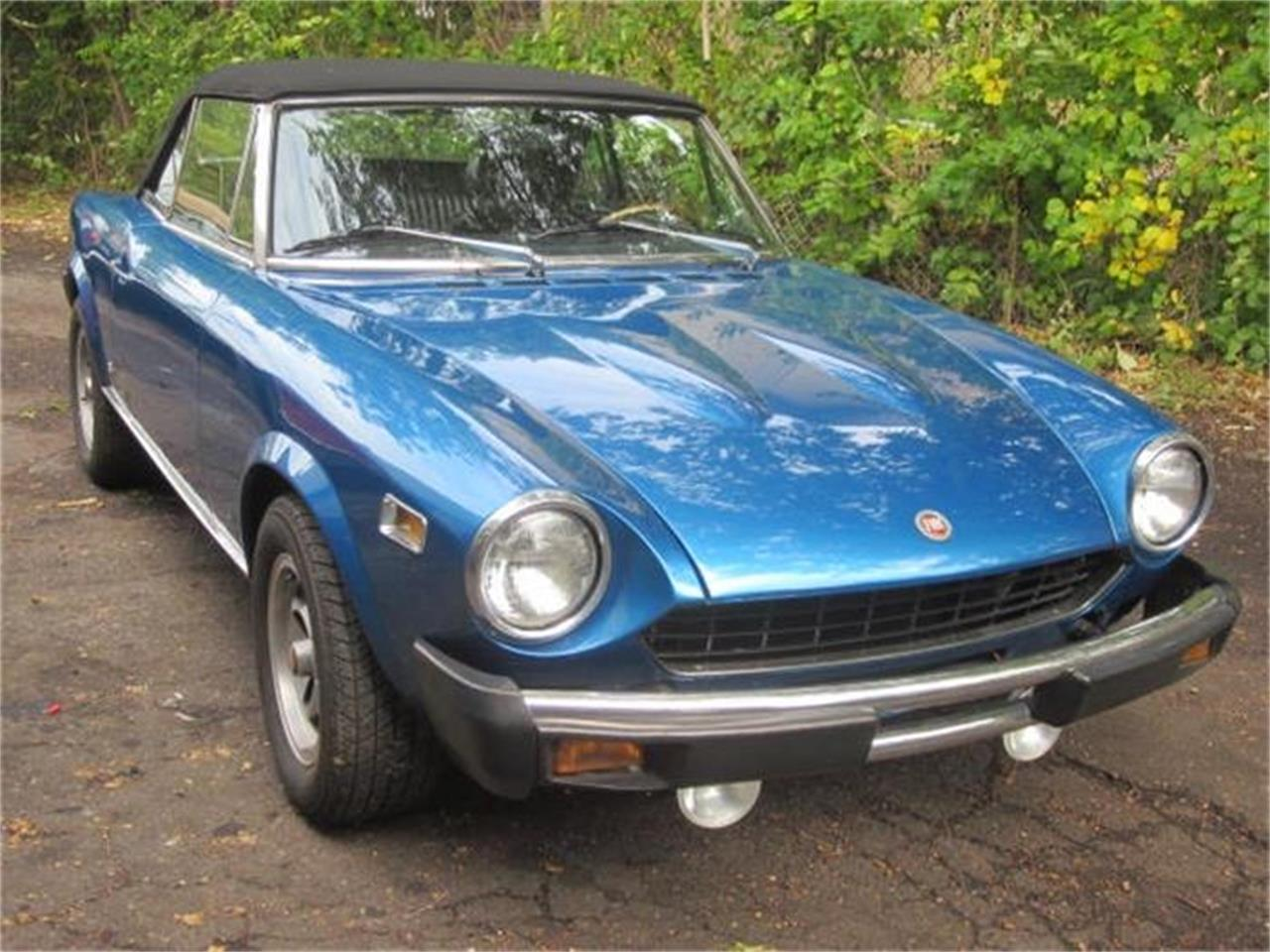 Large Picture of 1978 Spider located in Connecticut Offered by The New England Classic Car Co. - FM17