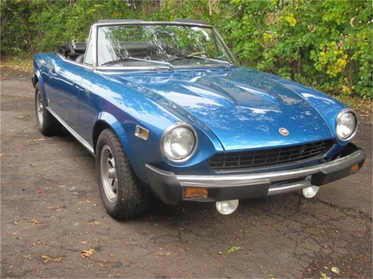 Large Picture of '78 Spider located in Connecticut Offered by The New England Classic Car Co. - FM17