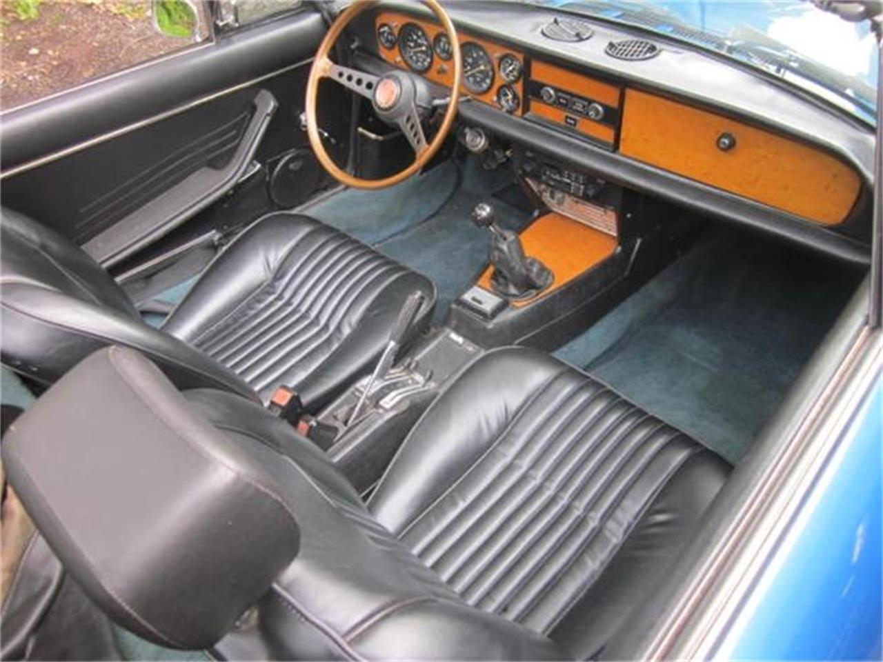 Large Picture of '78 Fiat Spider located in Stratford Connecticut Offered by The New England Classic Car Co. - FM17