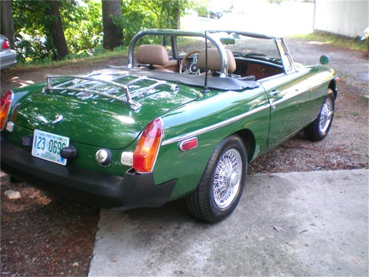 Large Picture of '79 MGB - FG7Q