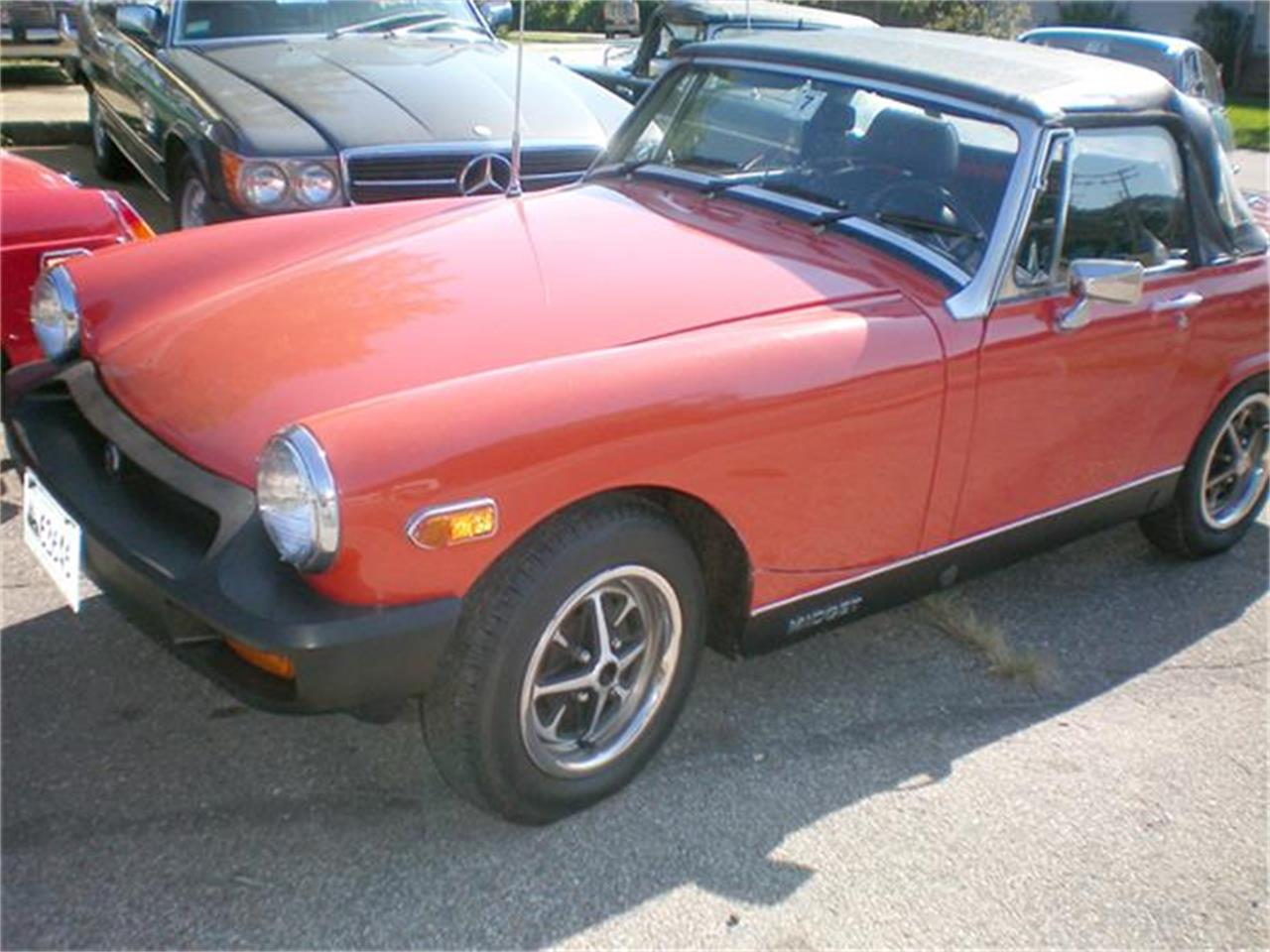 Large Picture of '78 Midget located in New Hampshire - $11,000.00 Offered by Brit Bits - FG8F