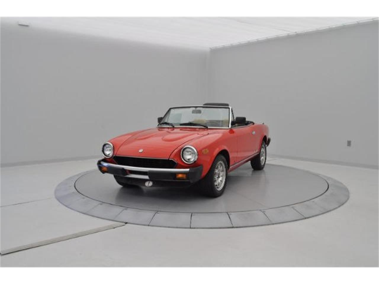 Large Picture of 1983 Fiat Spider - $18,995.00 - FG9T