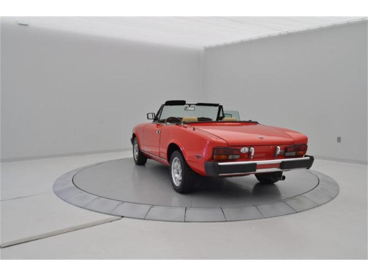 Large Picture of '83 Fiat Spider located in Hickory North Carolina - $18,995.00 Offered by Paramount Classic Car Store - FG9T