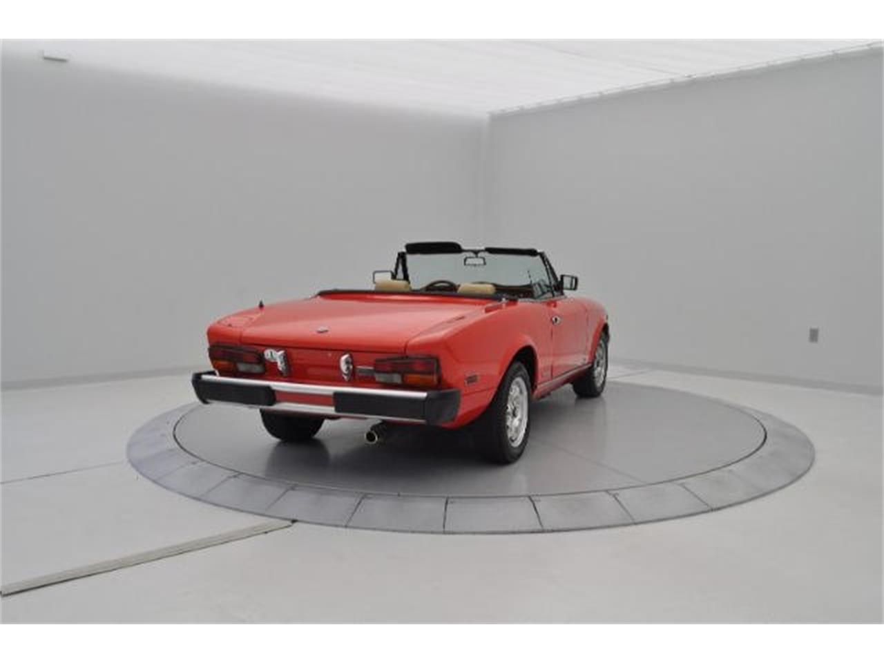 Large Picture of '83 Spider located in North Carolina - $18,995.00 Offered by Paramount Classic Car Store - FG9T