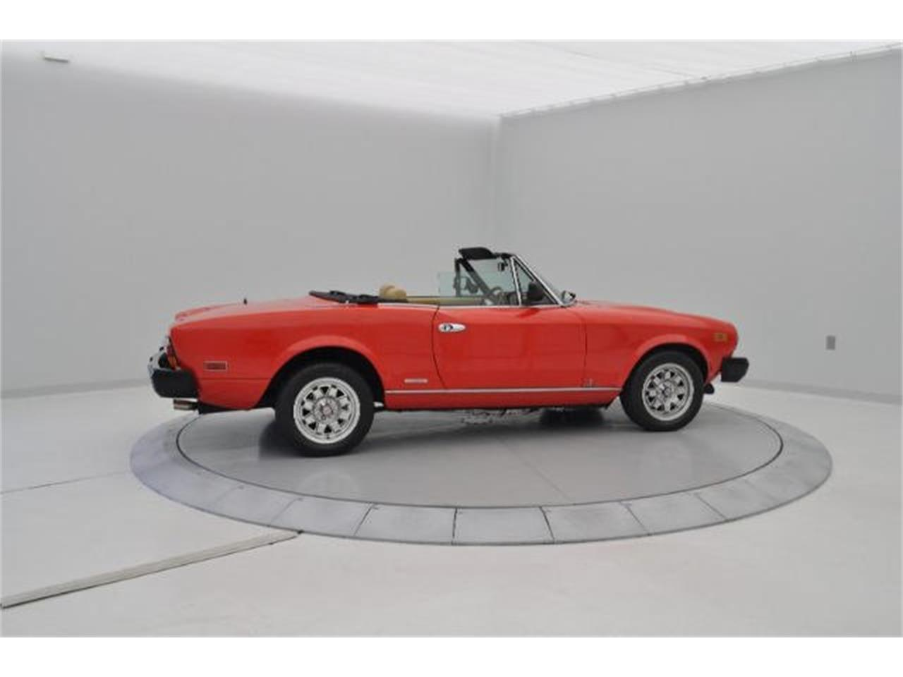 Large Picture of 1983 Fiat Spider located in Hickory North Carolina - $18,995.00 Offered by Paramount Classic Car Store - FG9T