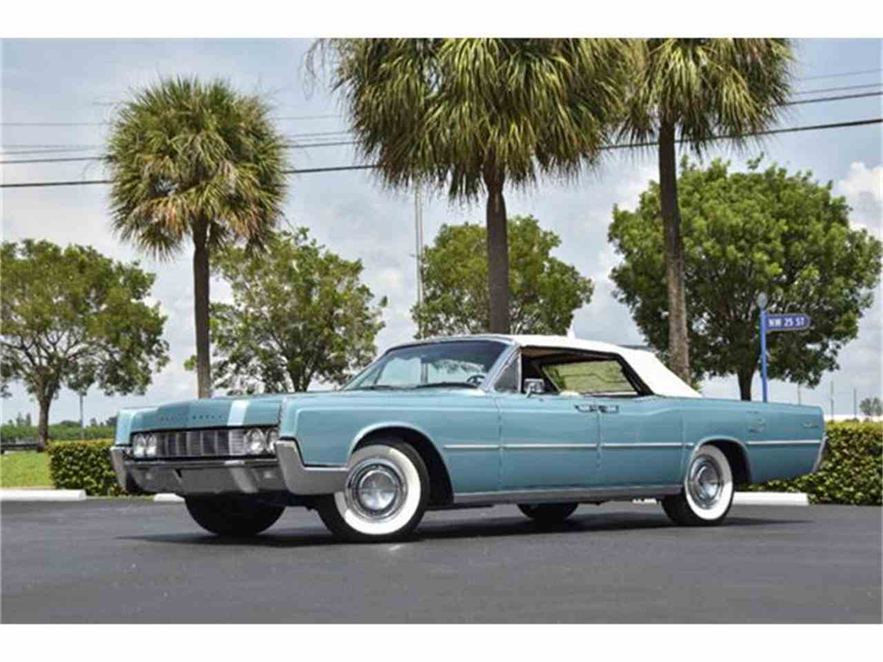1967 Lincoln Continental for Sale | ClassicCars.com | CC-729631