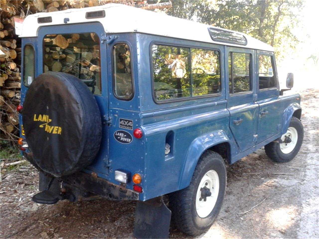 Large Picture of 1987 Defender Offered by a Private Seller - FN1X