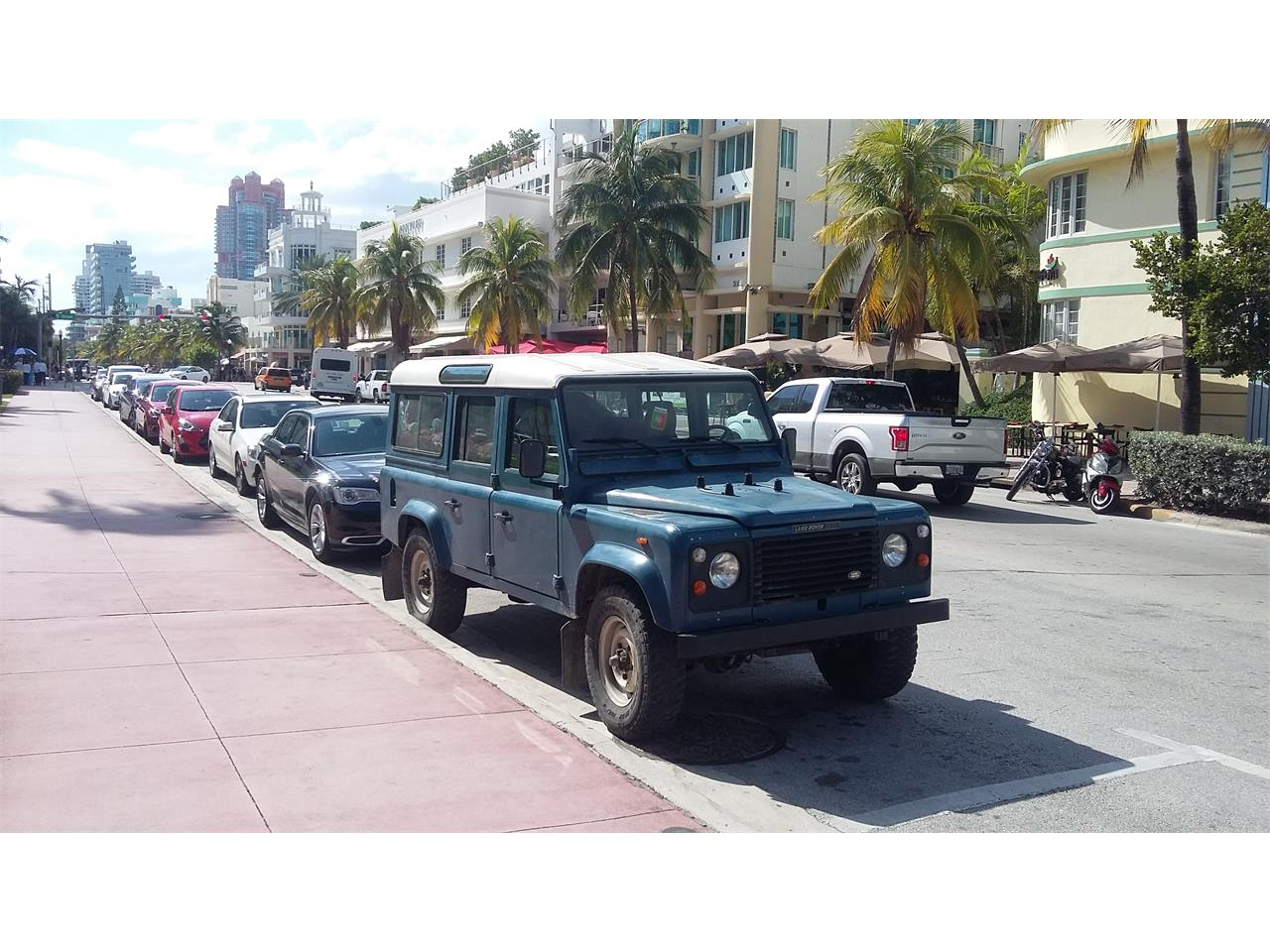 Large Picture of 1987 Land Rover Defender located in Florida Offered by a Private Seller - FN1X