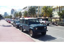 Picture of 1987 Land Rover Defender Offered by a Private Seller - FN1X