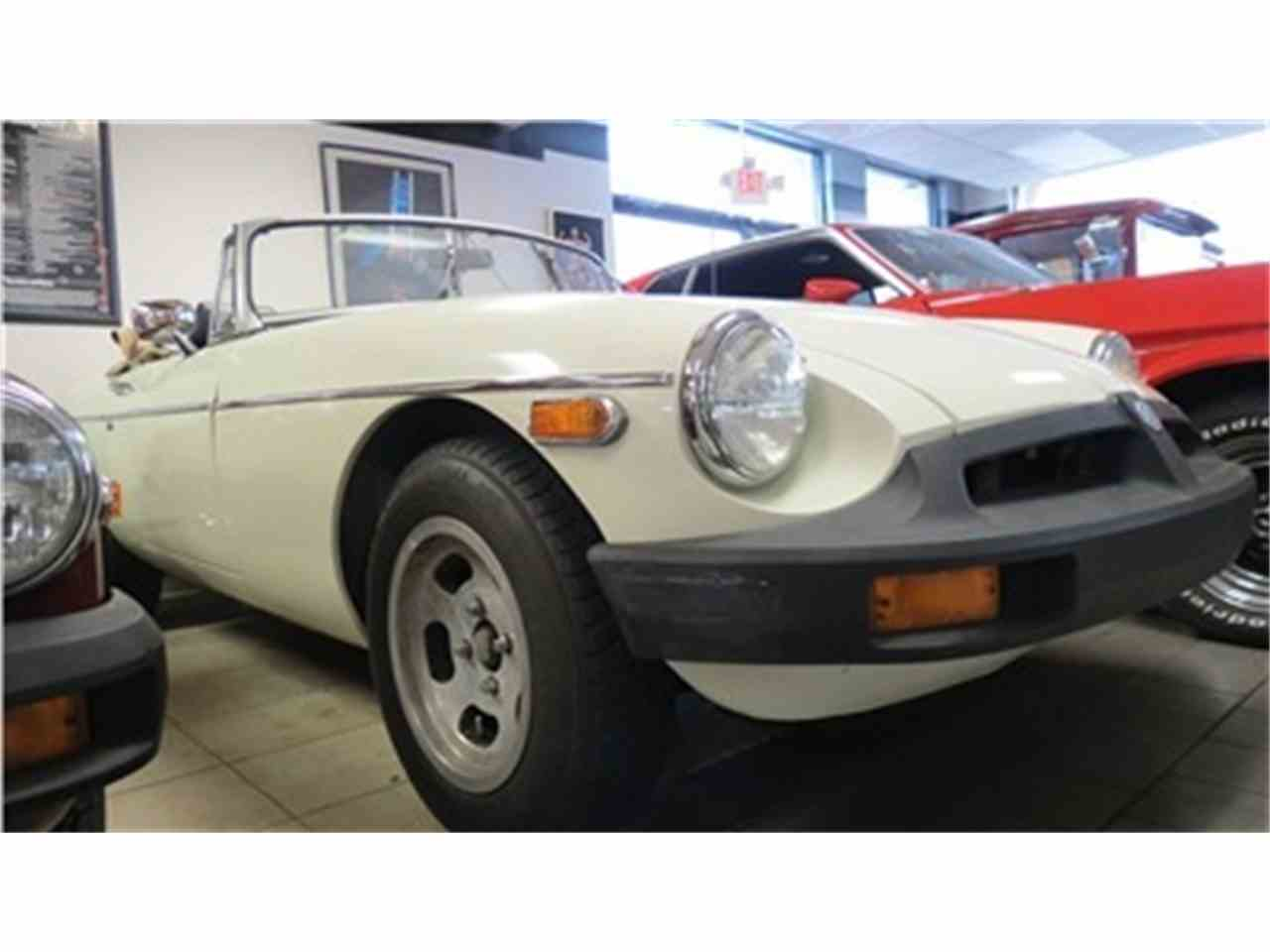 Large Picture of '79 MGB - FGB7