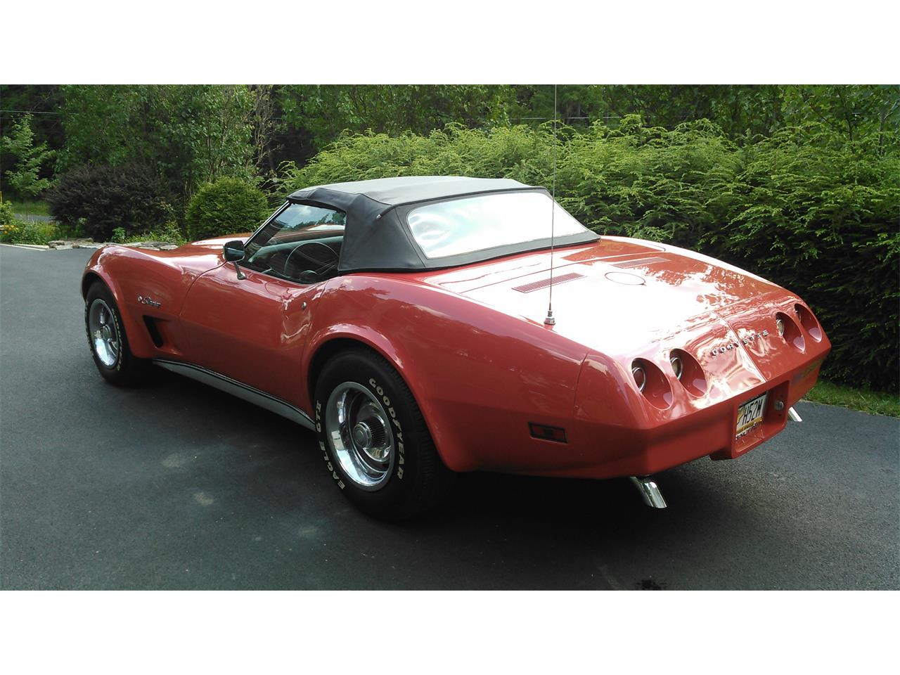 Large Picture of '74 Corvette Stingray located in Ebensburg Pennsylvania Offered by a Private Seller - FN5O