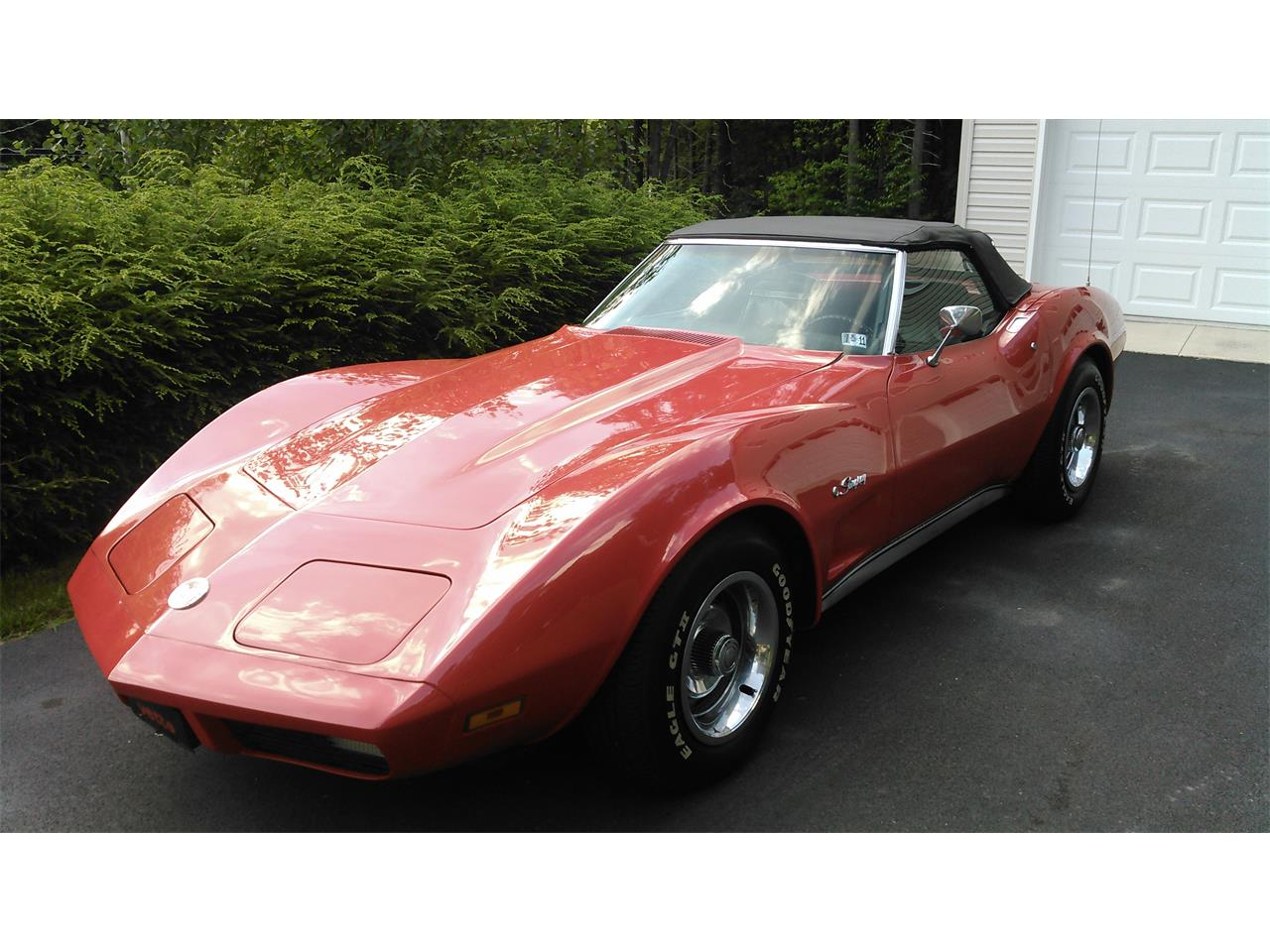 Large Picture of 1974 Corvette Stingray Offered by a Private Seller - FN5O