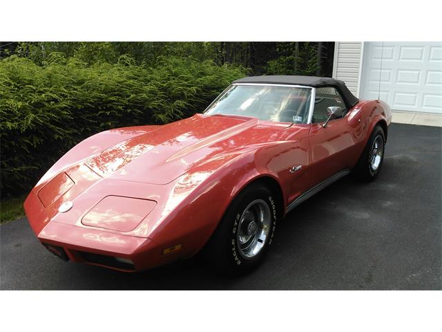 Picture of '74 Corvette Stingray - FN5O