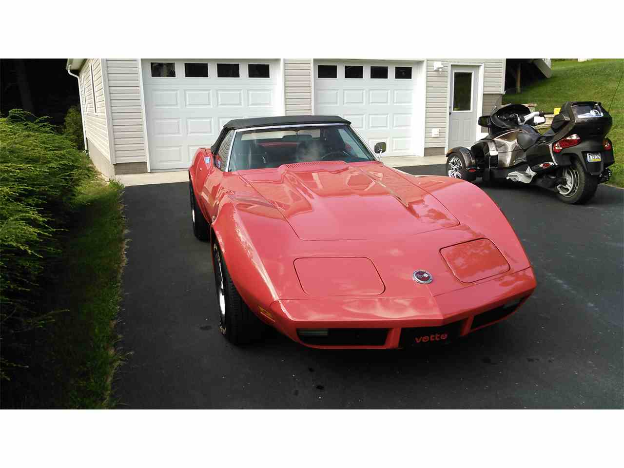 Large Picture of '74 Corvette Stingray - FN5O