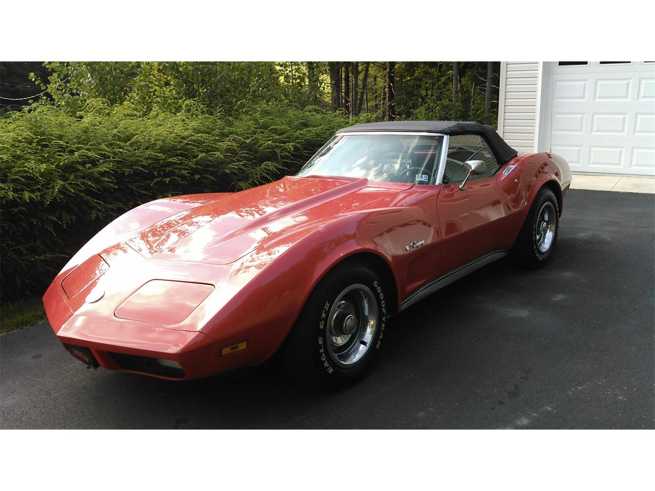 Large Picture of '74 Chevrolet Corvette Stingray located in Pennsylvania - FN5O