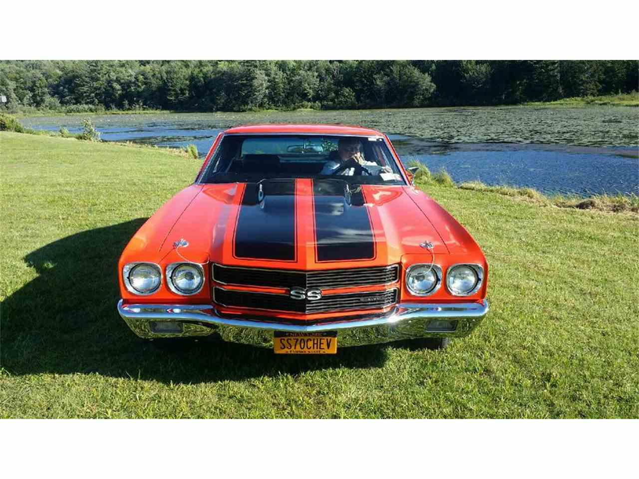 Large Picture of '70 Chevelle SS - FO2N
