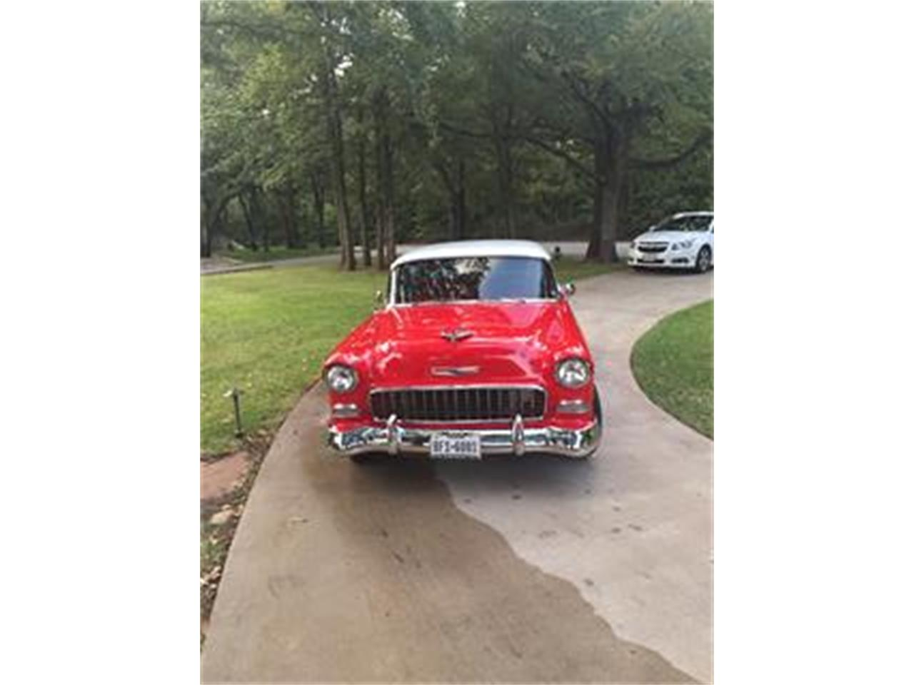 Large Picture of '55 Bel Air - FODY