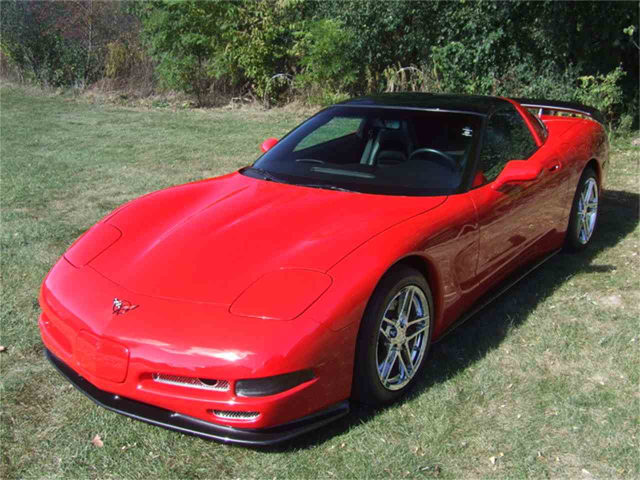 Large Picture of '98 Corvette - FOHT