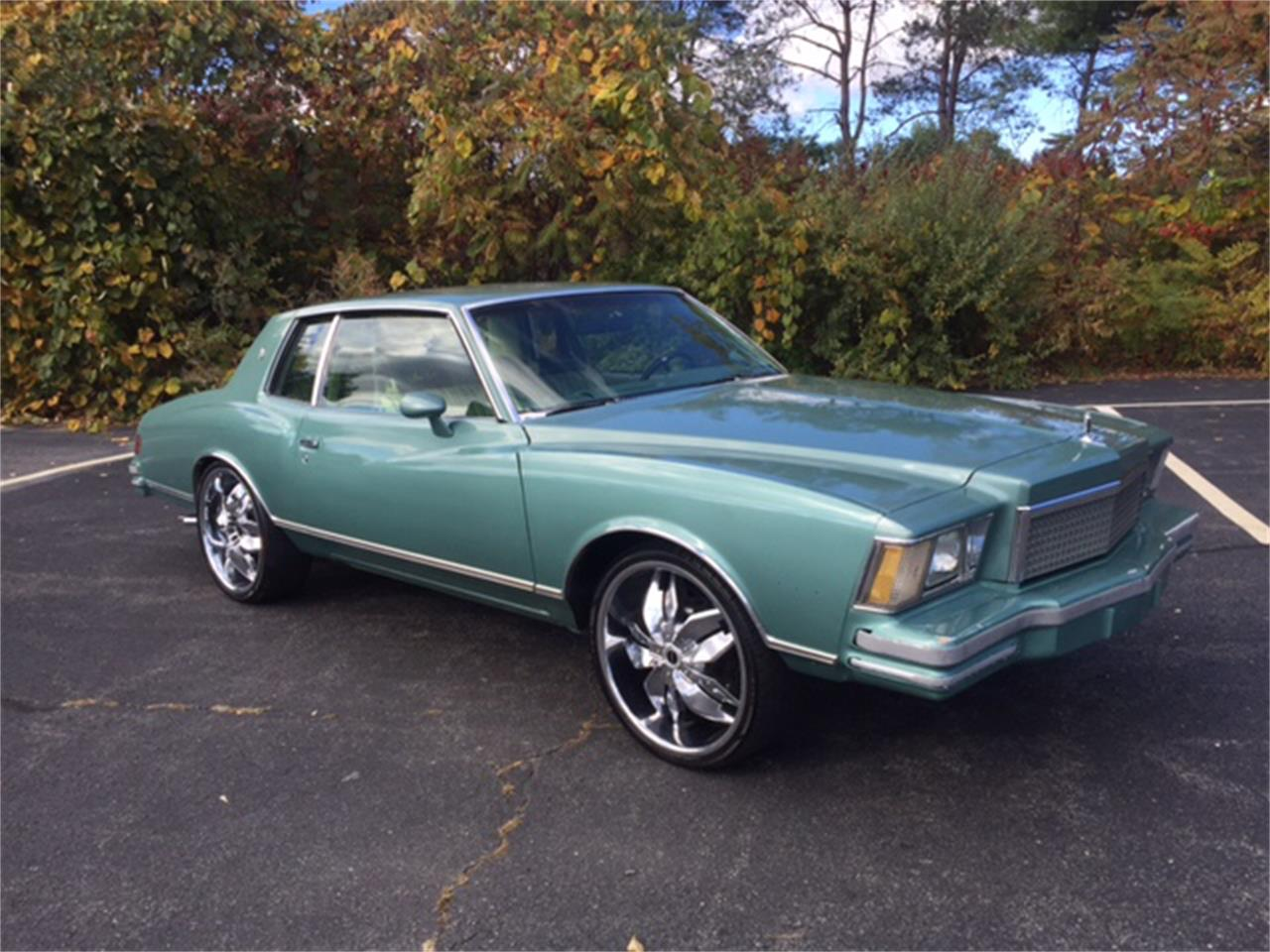 For Sale: 1978 Chevrolet Monte Carlo in Westford, Massachusetts