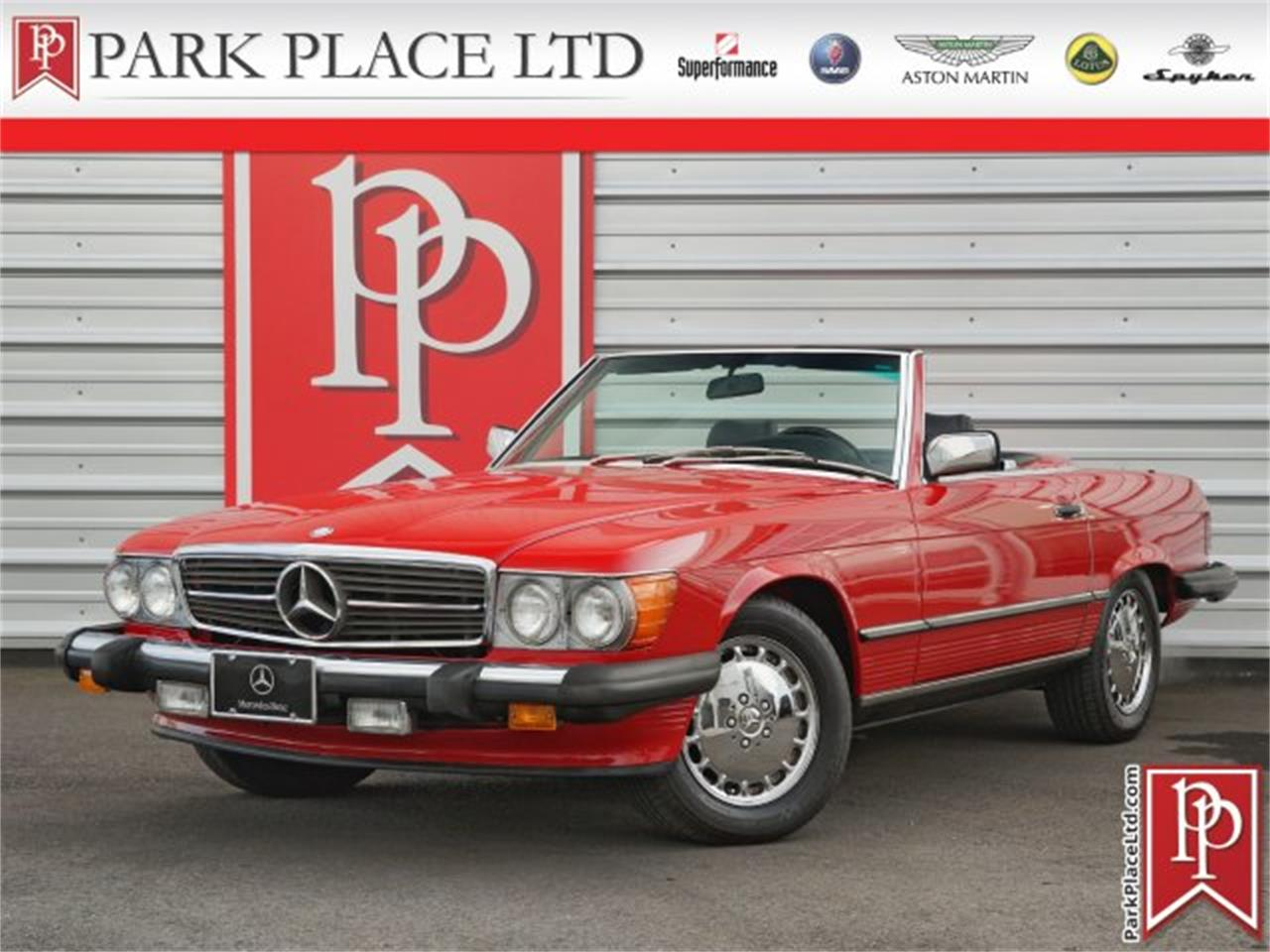 Large Picture of '86 560SL located in Washington Offered by Park Place Ltd - FOLE